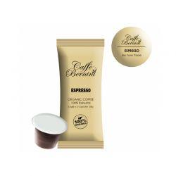 Κάψουλες Bernini Caffe Οργανικού Espresso