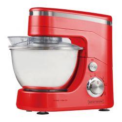 Κουζινομηχανή Royalty Line Χρώματος Κόκκινο RL-PKM1400.5