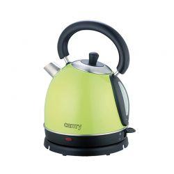 Ηλεκτρικός Βραστήρας Camry Χρώματος Πράσινο 1,8L CR-1240