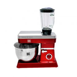Κουζινομηχανή Herzberg Χρώματος Κόκκινο HG-5065