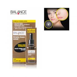Balance active formula wrinkle-freeze ορός 30 ml