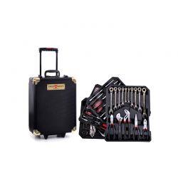Βαλίτσα Εργαλείων για 356 Τεμάχια Swiss Kraft Swiss Kraft Tool Troley Case 356pcs