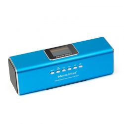 Φορητό Στερεοφωνικό Ηχείο Bluetooth / DAB Technaxx Χρώμα Μπλε BT-X29