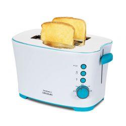 Φρυγανιέρα Cecotec Toast&Taste 2S CEC-03027