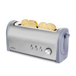 Φρυγανιέρα Cecotec Steel & Toast 1L CEC-03036