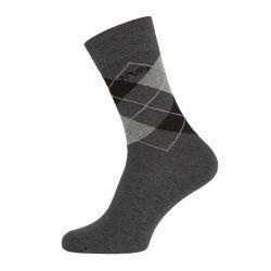 Κάλτσες Business (5 ζευγάρια) Versace 1969 Χρώματος Γκρι C170