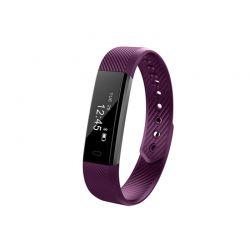 Ρολόι Fitness Tracker Aquarius AQFW02 με Οθόνη Αφής Χρώματος Μωβ R140201