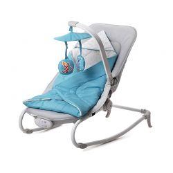 Παιδικό Ρηλάξ Χρώματος Μπλε KinderKraft Felio