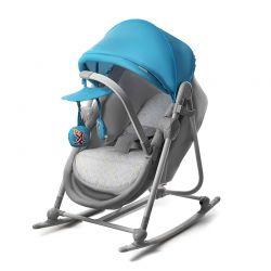 Παιδικό Ρηλάξ 5 σε 1 Χρώματος Μπλε KinderKraft Unimo