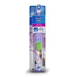 Ηλεκτρική Οδοντόβουρτσα Oral-b για Παιδιά Disney Frozen με Χρονόμετρο Magic Timer App OLB-FRZTMR-BRS