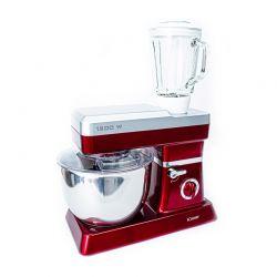 Κουζινομηχανή Bomann 1200W Χρώματος Κόκκινο KM-399