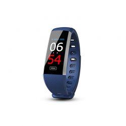 Ρολόι Fitness Tracker Aquarius AQ116 με Μετρητή Καρδιακών Παλμών και Αρτηριακής Πίεσης Χρώματος Μπλε R161628