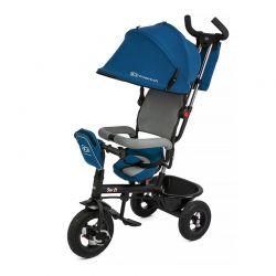 a304132462c Τρίκυκλο Παιδικό Ποδήλατο με Λαβή Ελέγχου KinderKraft Swift Χρώματος Μπλε